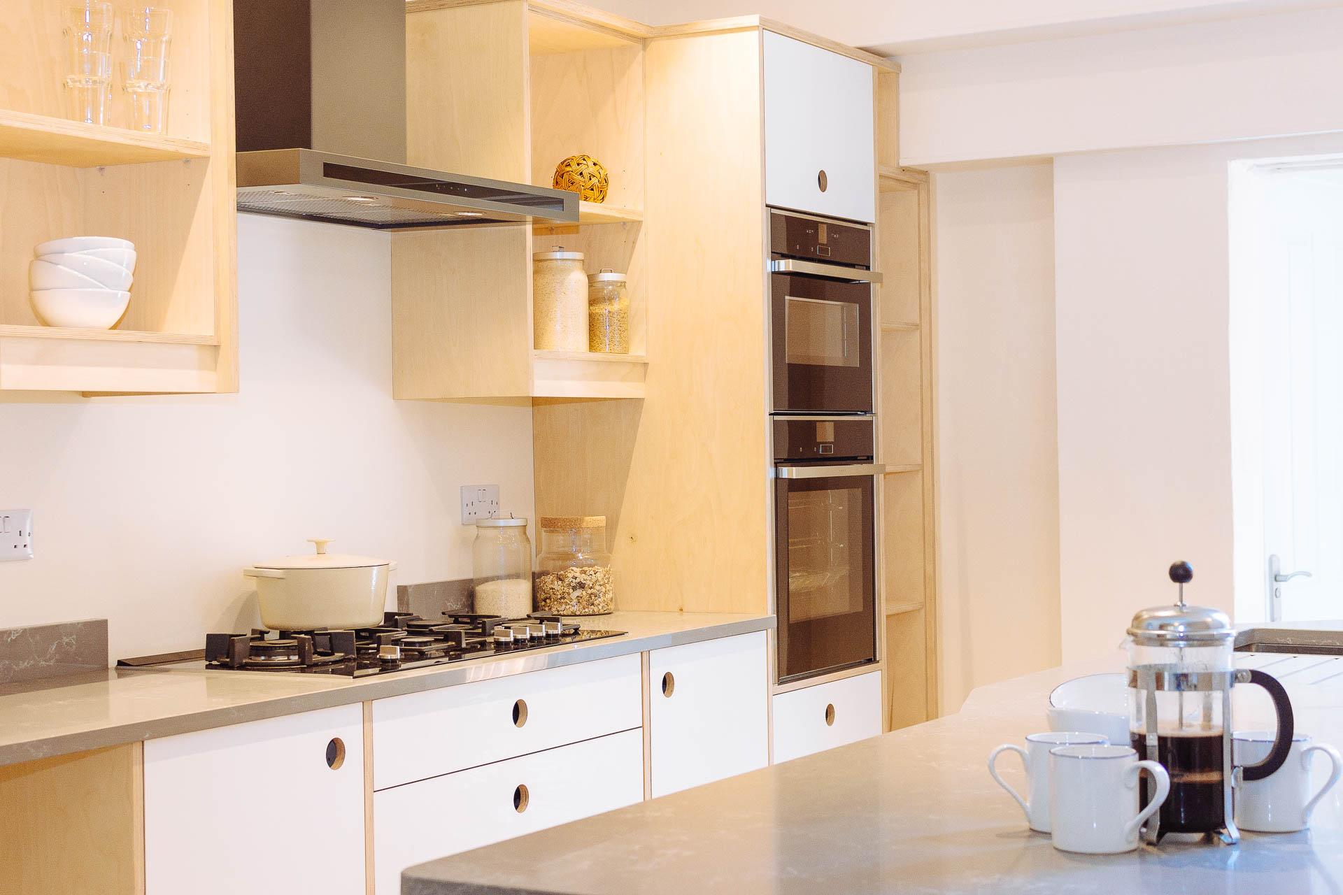 Boven Modern Kitchen